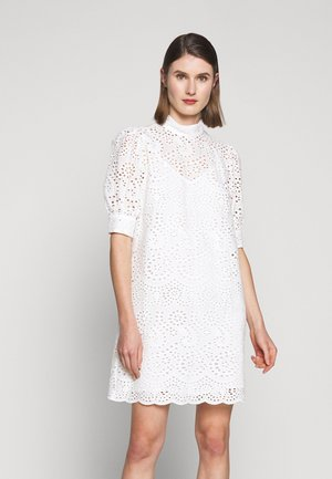 SIENNA YSABEL DRESS - Day dress - snow white