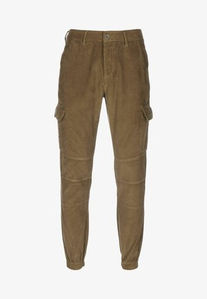 Pantalon cargo - brown
