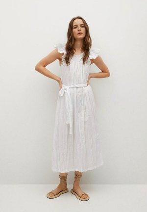 Day dress - blanco