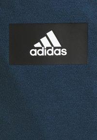 adidas Performance - ADIDAS SPORTSWEAR 3-STRIPES SKINNY PANTS - Joggebukse - crenav/hazblu - 5