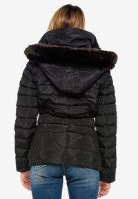Cipo & Baxx - Winter jacket - black - 2