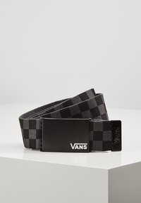 Vans - BY DEPPSTER  - Pasek - black-charcoal - 1