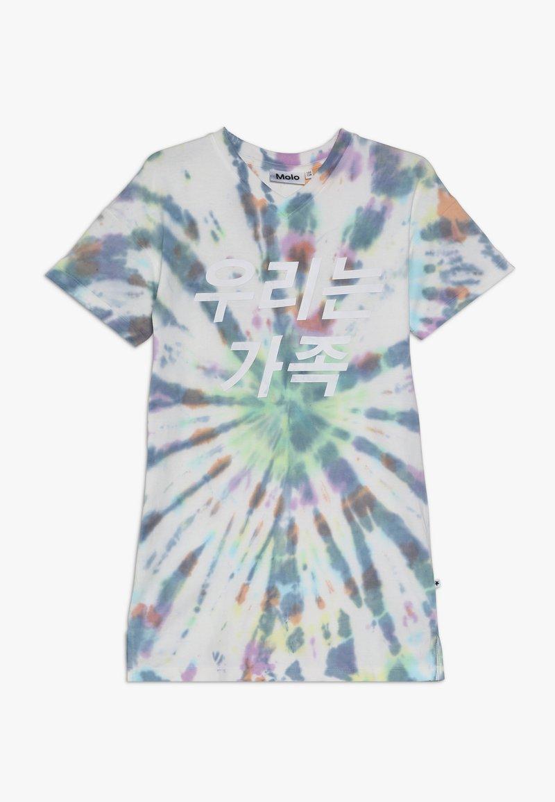 Molo - CARO - Žerzejové šaty - multi tie dye