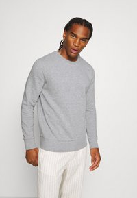 Brave Soul - Sweatshirt - light grey - 0