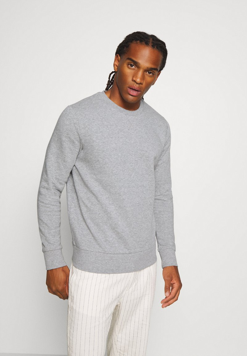 Brave Soul - Sweatshirt - light grey