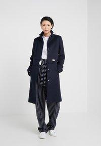 HUGO - MONATA - Classic coat - dark blue - 1