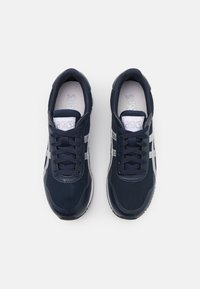 ASICS SportStyle - TIGER RUNNER - Trainers - midnight/pure silver - 5