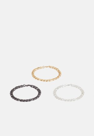 CHAIN 3 PACK - Bracciale - gold-coloured