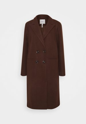 OBJLINA COAT - Kåpe / frakk - chicory coffee