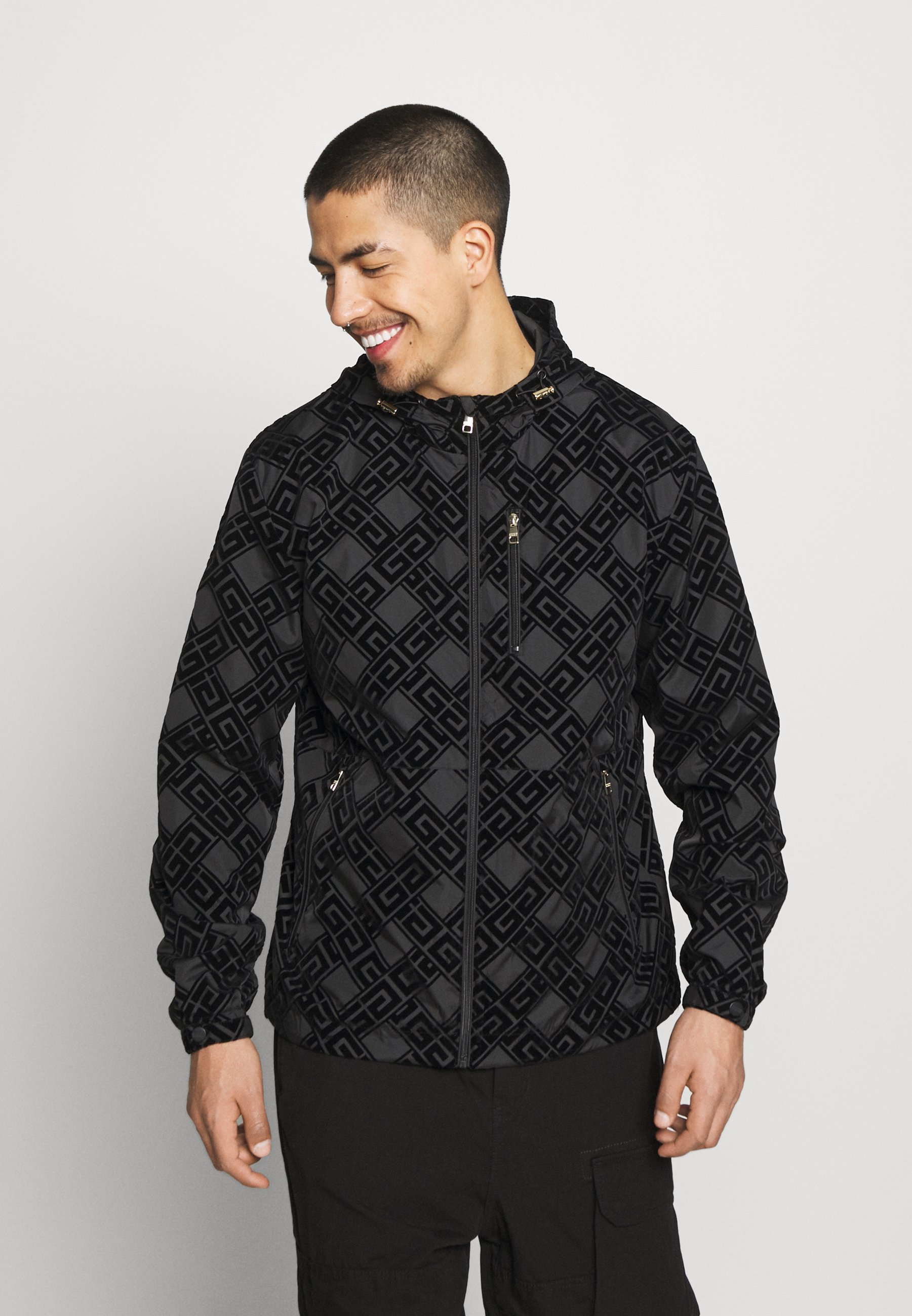 Men AMATO WINDRUNNER - Summer jacket