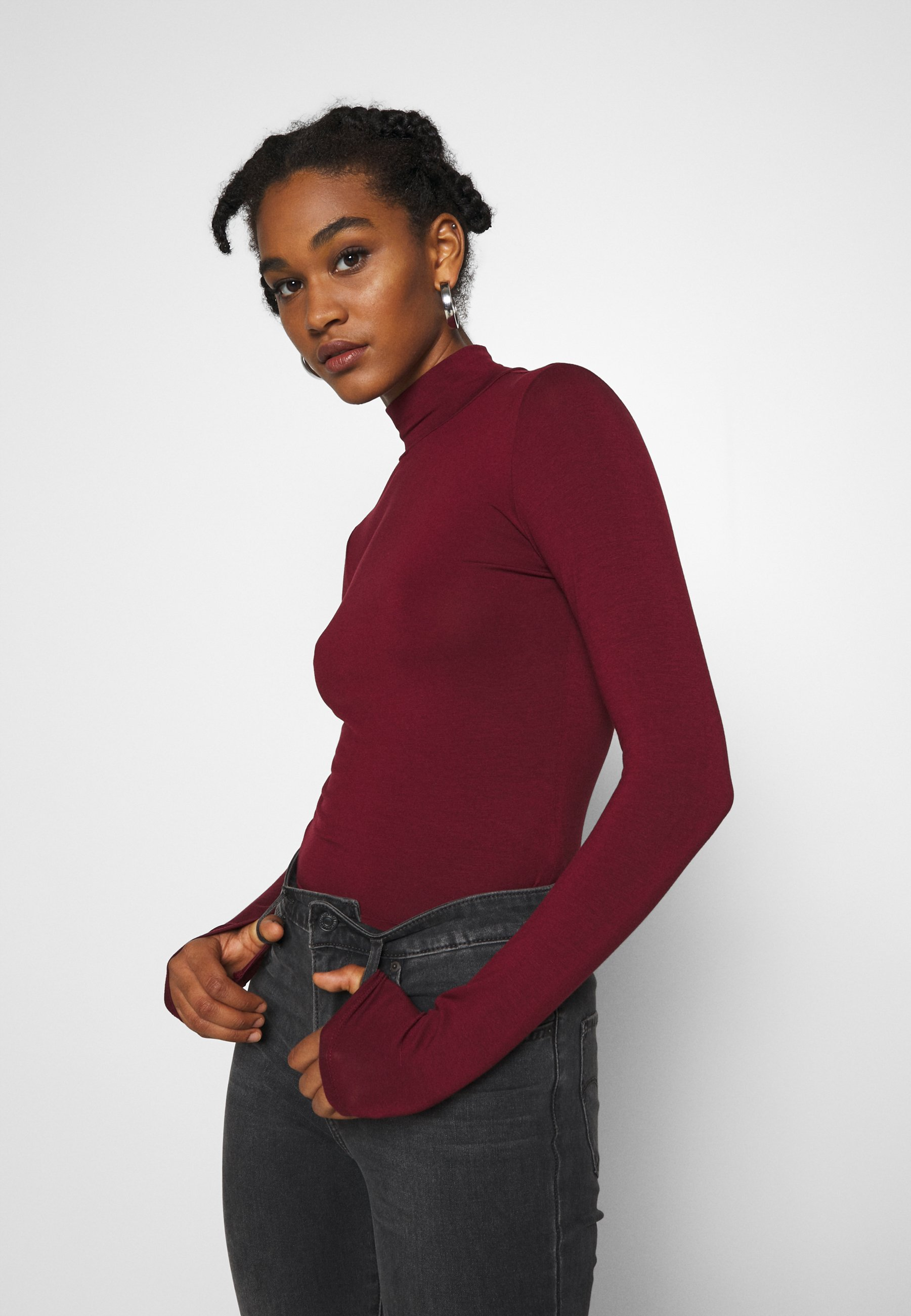 Women DORSIA - Long sleeved top