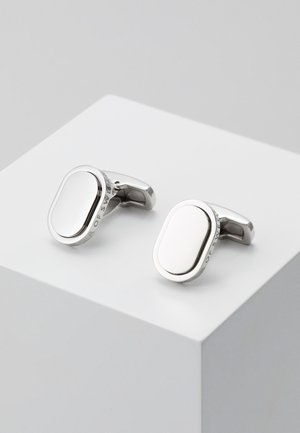RIONE - Cufflinks - silver-coloured