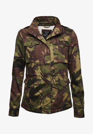 ROOKIE BORG - Summer jacket - army camo