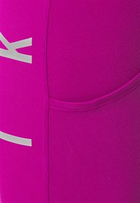 Nike Performance - RUN EPIC FAST - Tights - red plum/reflective silve - 2