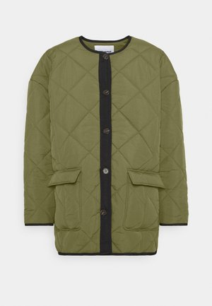 SUMMER HOUSE JACKET - Zimní bunda - forest green