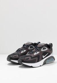 Nike Sportswear - AIR MAX 200 - Zapatillas - anthracite/metallic silver/black/white/wolf grey - 2