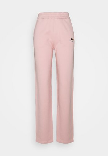 ICON ANGELS - Tracksuit bottoms - pink