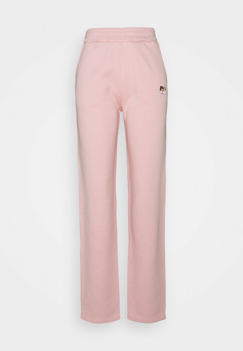 Fiorucci - ICON ANGELS - Spodnie treningowe - pink
