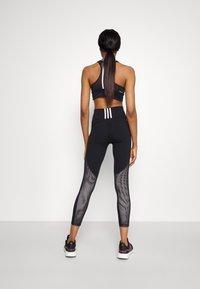 adidas Performance - Tights - black - 2