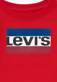 Levi's® - CREW SET - Tracksuit - red/dark blue - 3