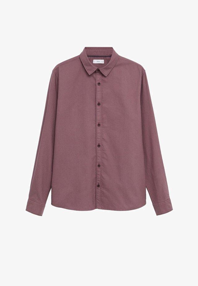 FRANK - Shirt - bordeaux