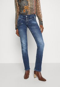 Freeman T. Porter - AMELIE - Straight leg jeans - frenchy - 0