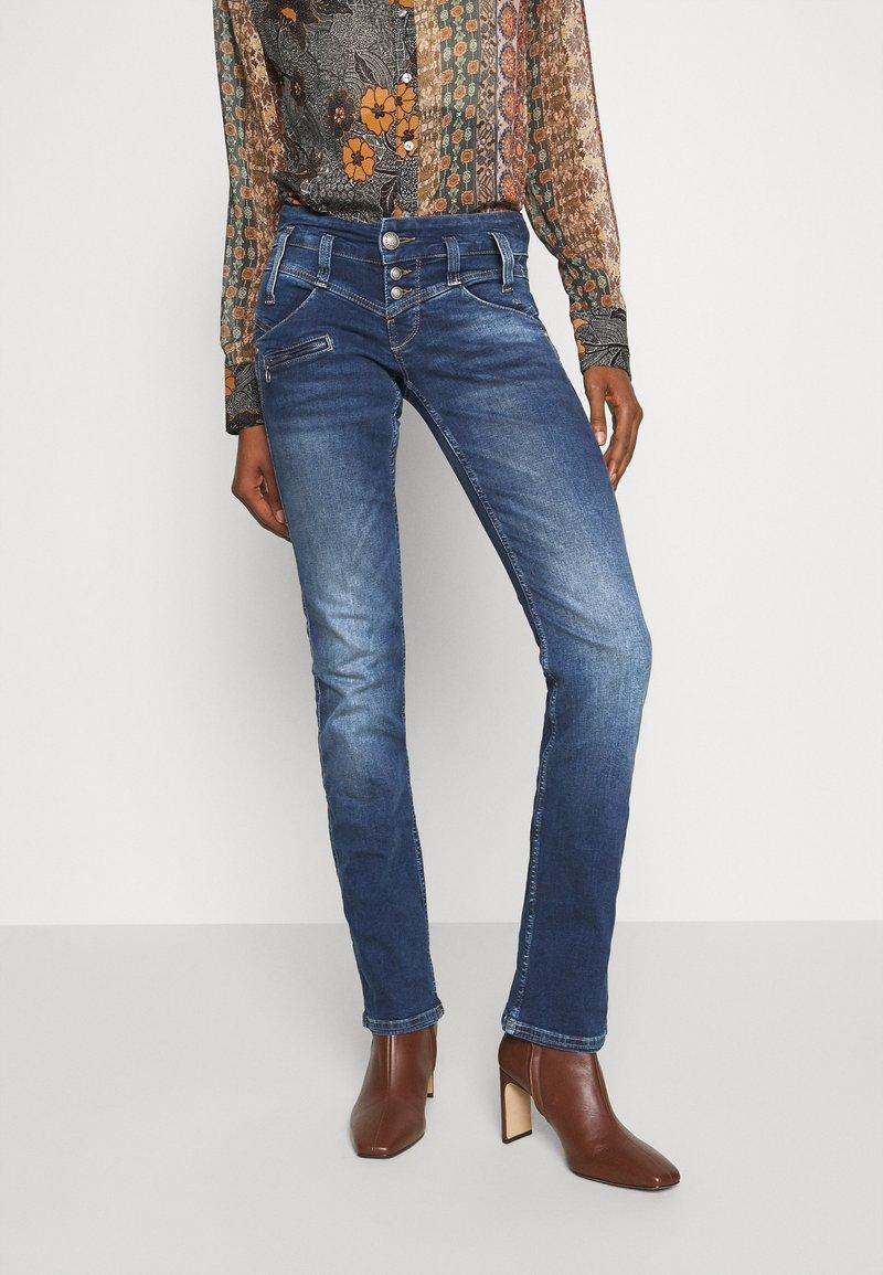 Freeman T. Porter - AMELIE - Straight leg jeans - frenchy