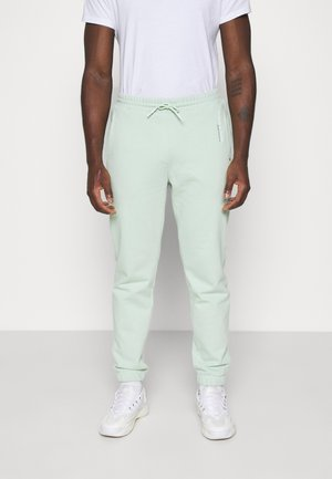 Tracksuit bottoms - seafoam