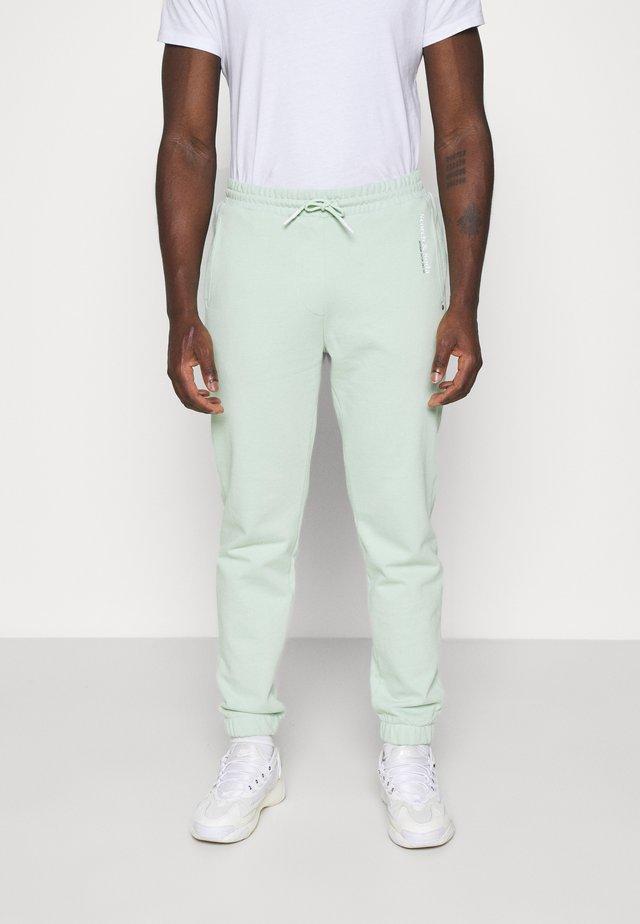 Pantalones deportivos - seafoam