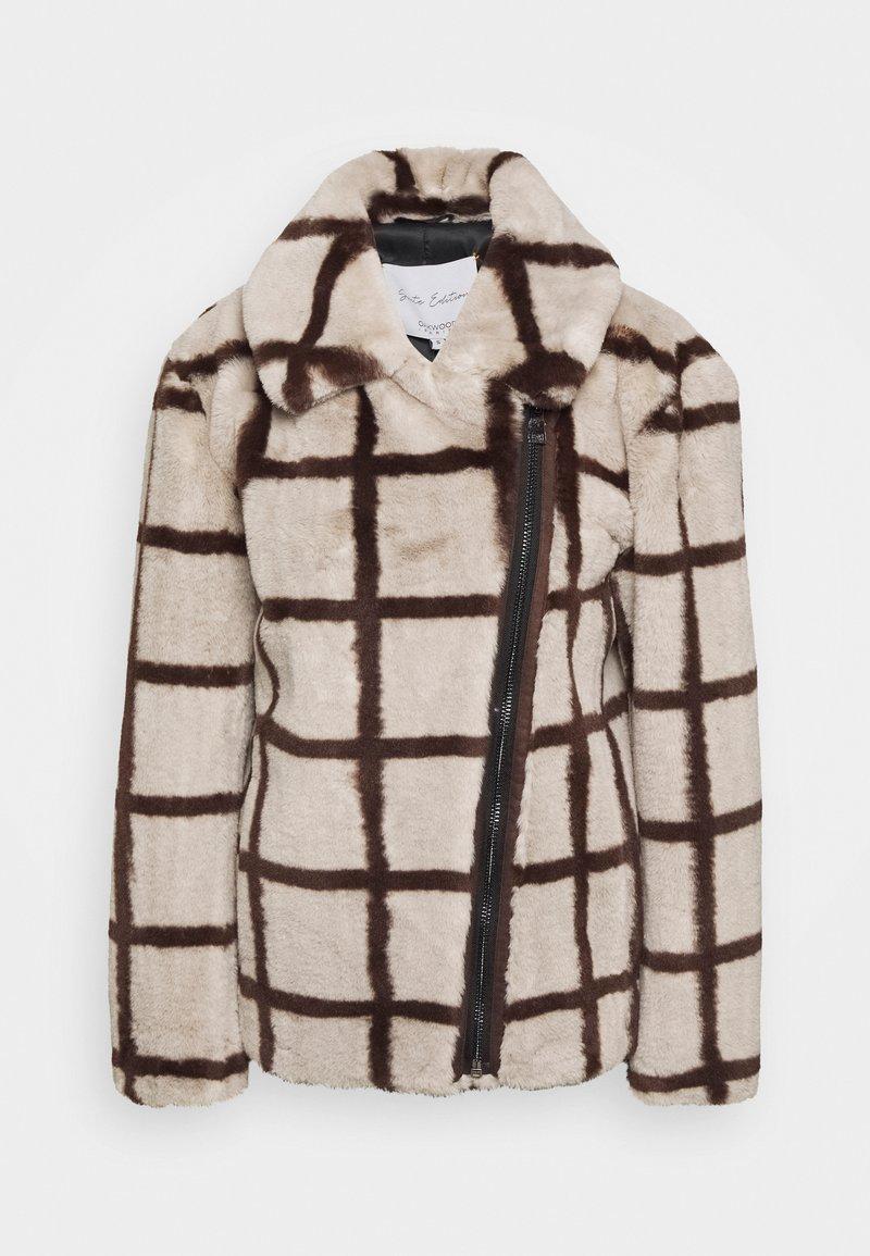 Oakwood - MEDIA - Winter jacket - grey