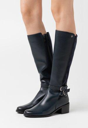 BOOTS - Boots - ocean