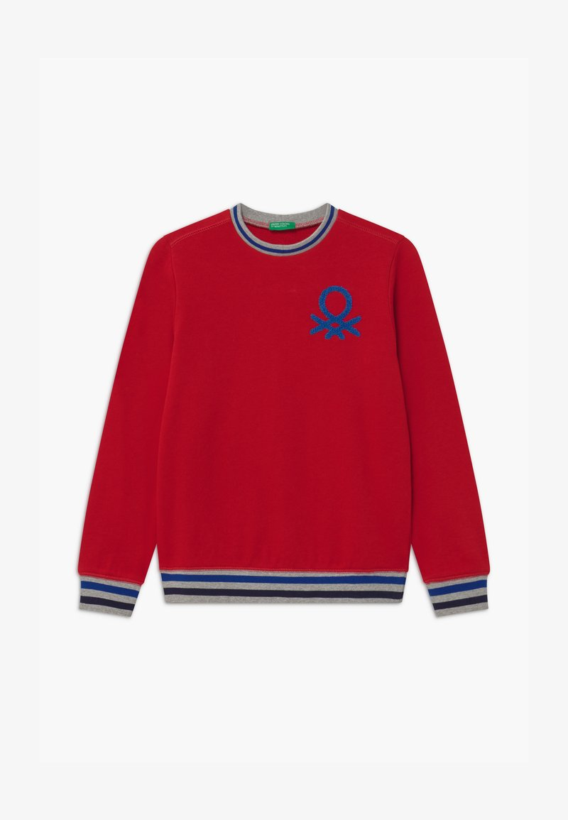 Benetton - Sweater - red