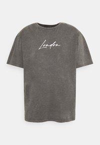Urban Threads - LONDON GRAPHIC UNISEX - T-shirt con stampa - grey - 0