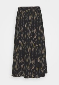 BLURRY VIOLETTA SKIRT - A-line skirt - black