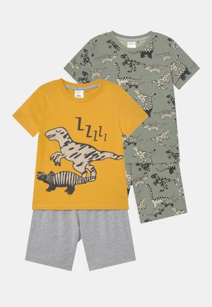 MINI DINO 2 PACK - Pyjamas - khaki
