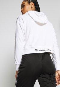 Champion - HOODED - Bluza - white - 5