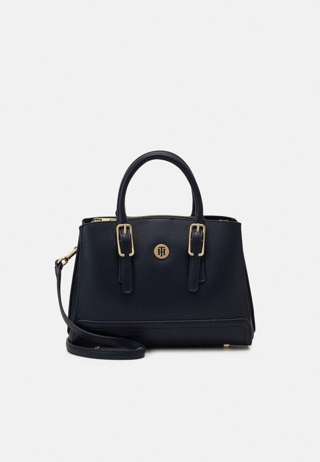 HONEY SATCHEL - Handbag - blue