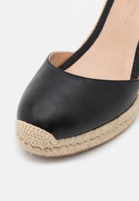 WEEKEND MaxMara - KANSAS - Plateaupumps - schwarz - 6