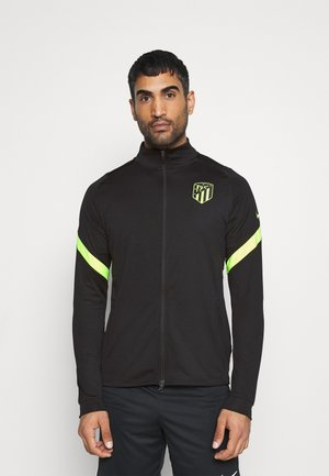 ATLETICO MADRID TRACK  - Squadra - black/wolf grey/volt