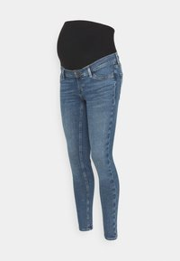 Anna Field MAMA - Jeans Skinny Fit - blue denim - 0