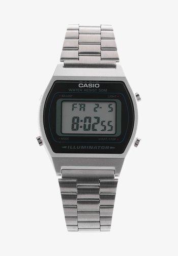 Digital watch - silver