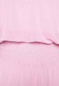 Bruuns Bazaar - THORA ELLIEA DRESS 2-IN-1 - Sukienka letnia - pink lavender - 7