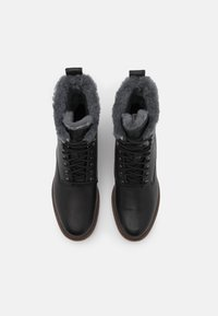 Clarks - CLARKDALE LACE - Lace-up ankle boots - black - 5