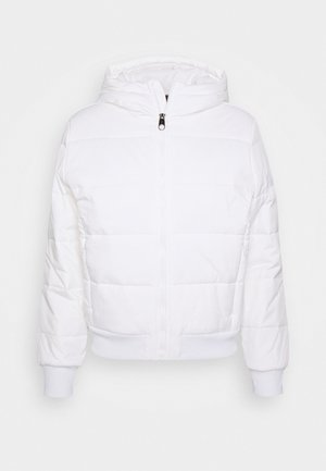 PADDED - Training jacket - white