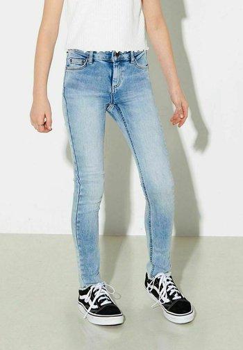 KONBLUSH - Jeansy Skinny Fit - light blue denim
