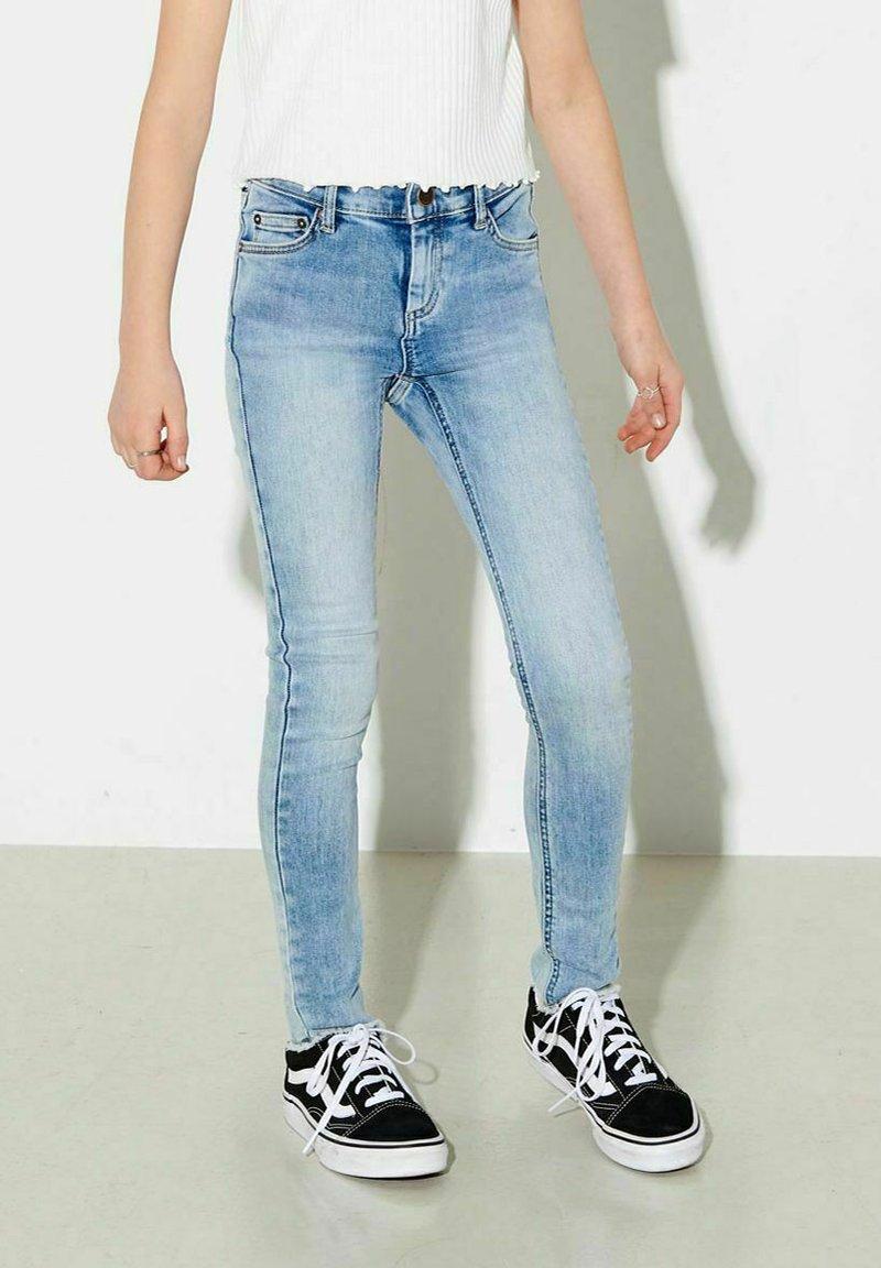 Kids ONLY - KONBLUSH - Jeans Skinny Fit - light blue denim