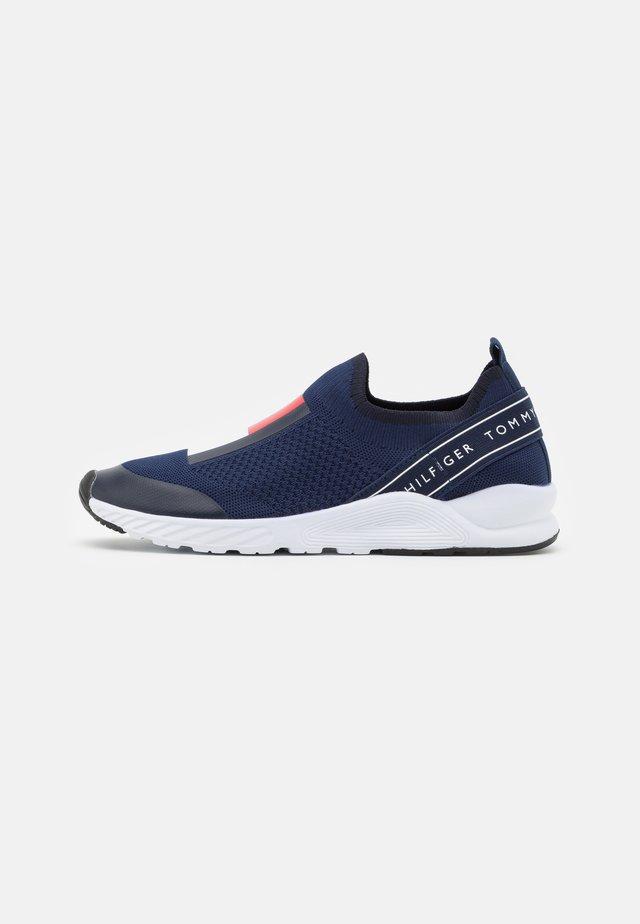 UNISEX - Nazouvací boty - blue
