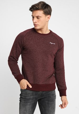 JORHIDE CREW NECK - Sweater - port royale