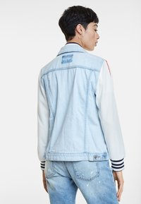 Desigual - COURI - Denim jacket - blue - 2