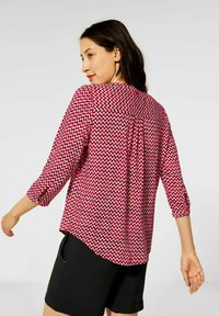 Street One - Blouse - rot - 1